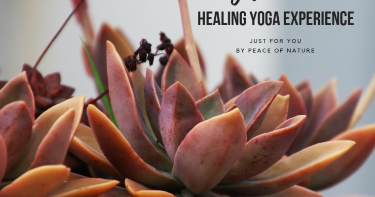 Giftcard: Healing Yoga experience